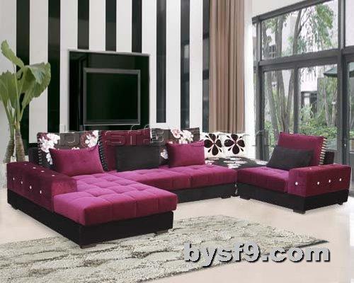 布艺沙发网提供生产客厅布艺沙发厂家