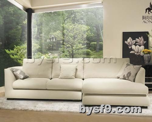 布艺沙发网提供生产时尚简约沙发厂家